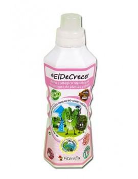 Fertilizante Líquido Eco de Crecimiento ElDeCrecer 750 ml