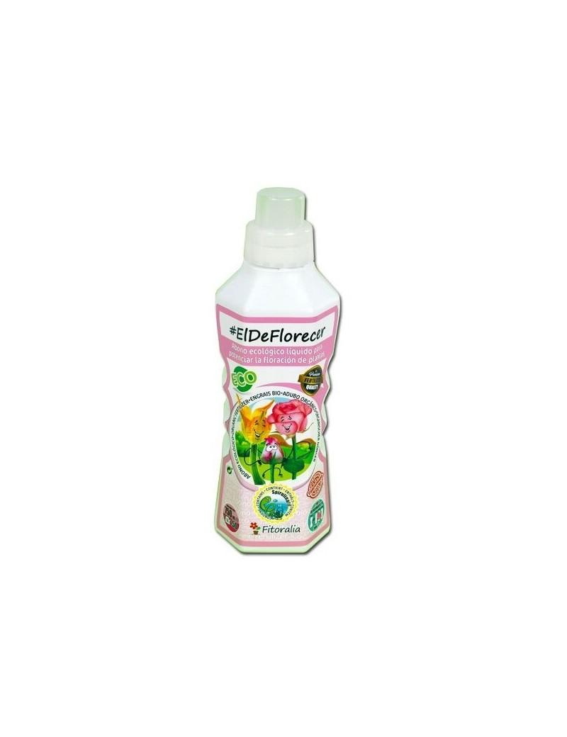 Fertilizante Líquido Eco de Floración ElDeFlorecer 750 ml