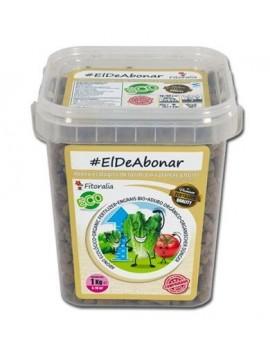 Abono Sólido Eco ElDeAbonar 1 kilo