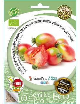 Fresanas semillas ECO tomate cherry Príncipe Borghese