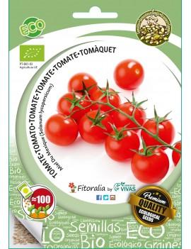 Fresanas semillas ECO tomate cherry Redondo Miel du Mexique