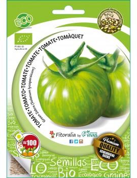 Fresanas Semillas ECO Tomate Green Zebra