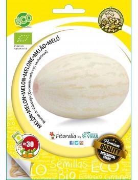 Fresanas semillas ecológicas Melón Branco do Ribatejo