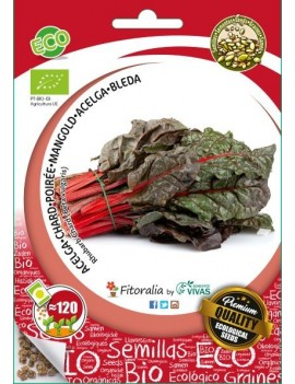Fresanas acelga eco rhubarb chard, fitoralia