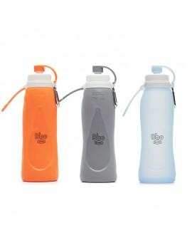 Fresanas botella plegable y reutilizable tritan 500 ml 3 colores a elegir