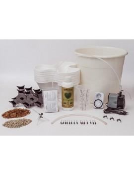 Kit de Cultivo Hidropónico Ecogarden Blanco