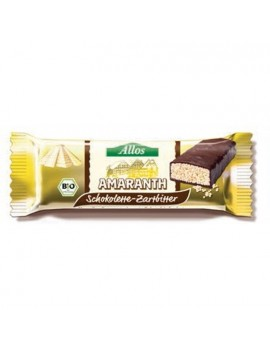 Barrita amaranto chocolate...