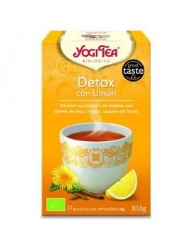 Yogi tea infusion purifica...