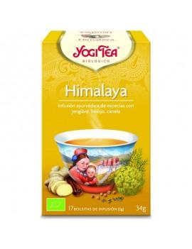 Yogi tea infusion himalaya...