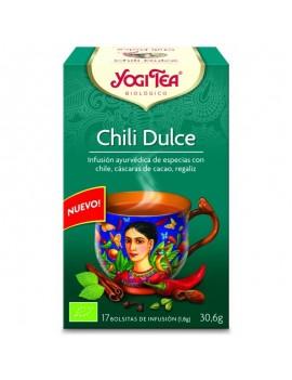 Yogi tea infusion chili...