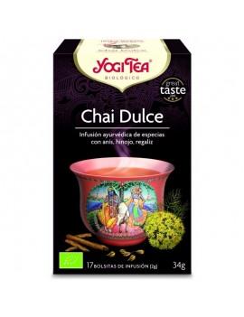 Yogi tea infusion chai...
