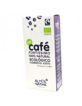 Cafe fortissimo molido...
