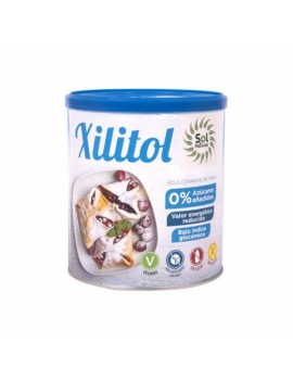 Xilitol SOL NATURAL 500 gr BIO