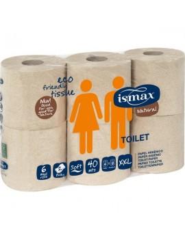 Papel higienico doble capa...