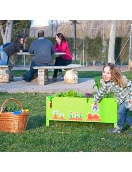Mesa de cultivo Urban Garden Kids