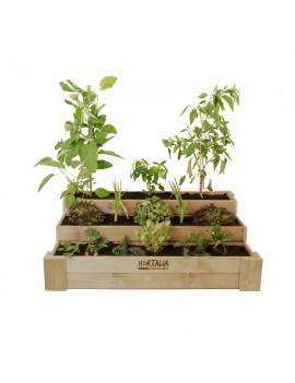 Fresanas cajón de cultivo BOX STAIRS 120