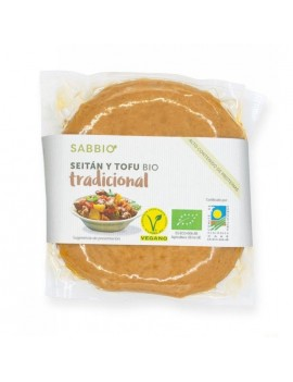 Tofu quinoa tradicional SABBIO 250 gr BIO