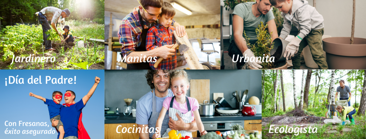 Día del Padre: Ideas de regalos para los 8 tipos de padres, by Fresanas