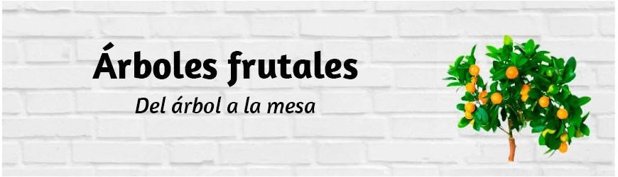Fresanas®: Árboles frutales
