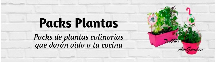 Fresanas®: Packs Plantas