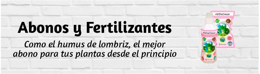 Fresanas®: Abonos y Fertilizantes