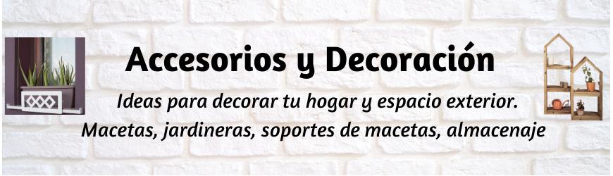 Fresanas®: Accesorios y Decoración