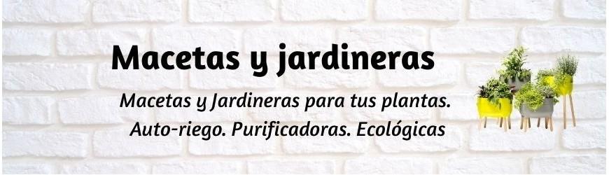 Fresanas®: Macetas y Jardineras con Palets
