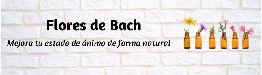 Flores de Bach para tus emociones
