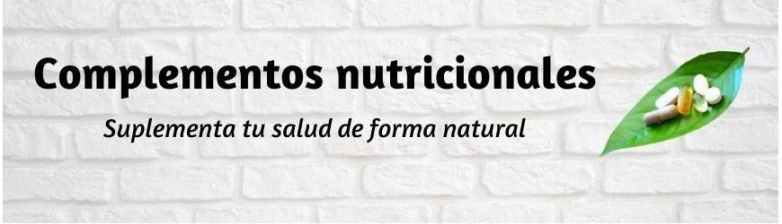 Suplementos naturales para mejorar tu salud.